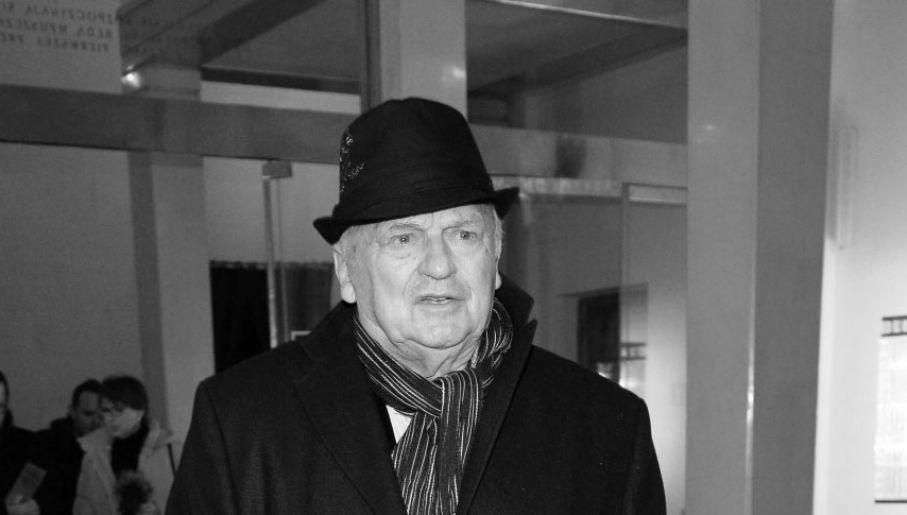Jerzy Gruza; zdjęcie archiwalne z 2014 roku (fot. PAP/Stach Leszczyński)