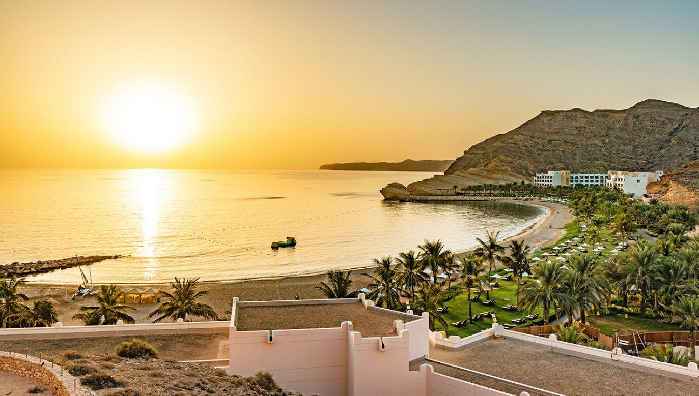 O Omanie pisze Witlod Repetowicz (fot. Shutterstock/Hamdan Yoshida)