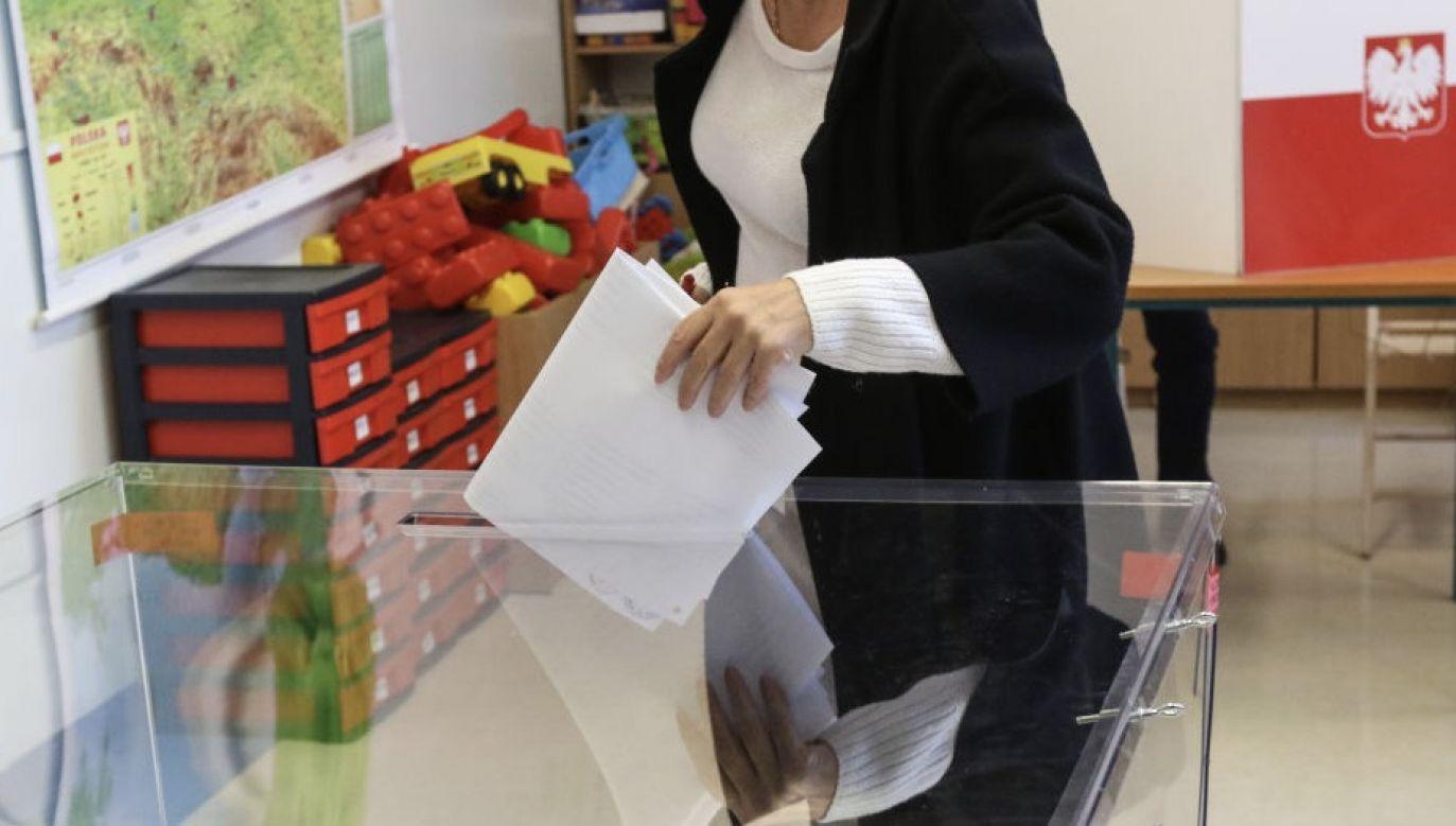 Izba SN orzekła, że wybory prezydenckie z lipca br. są ważne (fot. Michal Fludra/NurPhoto via Getty Images)