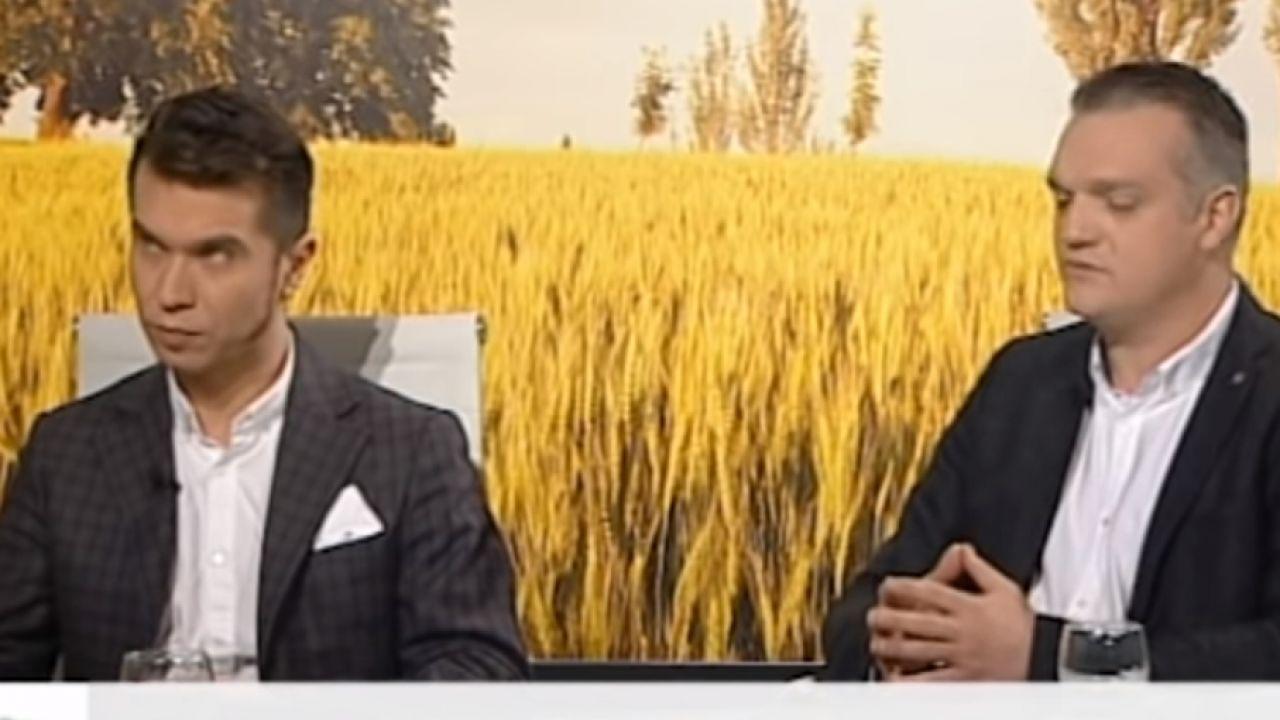 """Narracja o obronie rynku przed """"niemieckimi spalarniami"""" to dla futrzarzy ostatnia deska ratunku. Jak widać, dość zbutwiała (fot. YouTube/Świat Rolnika)"""