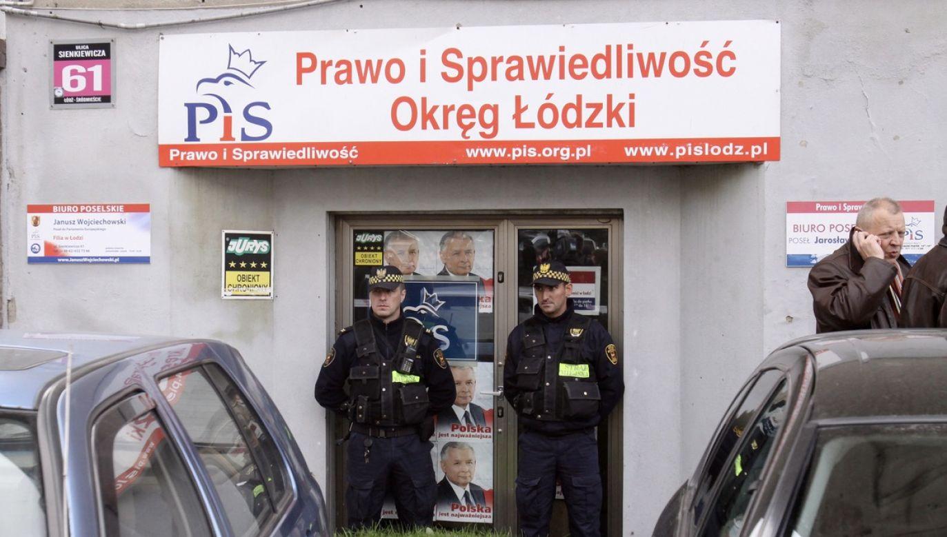 Cyba chciał zabićprezesa PiS (fot. arch.PAP/Rafał Goły)