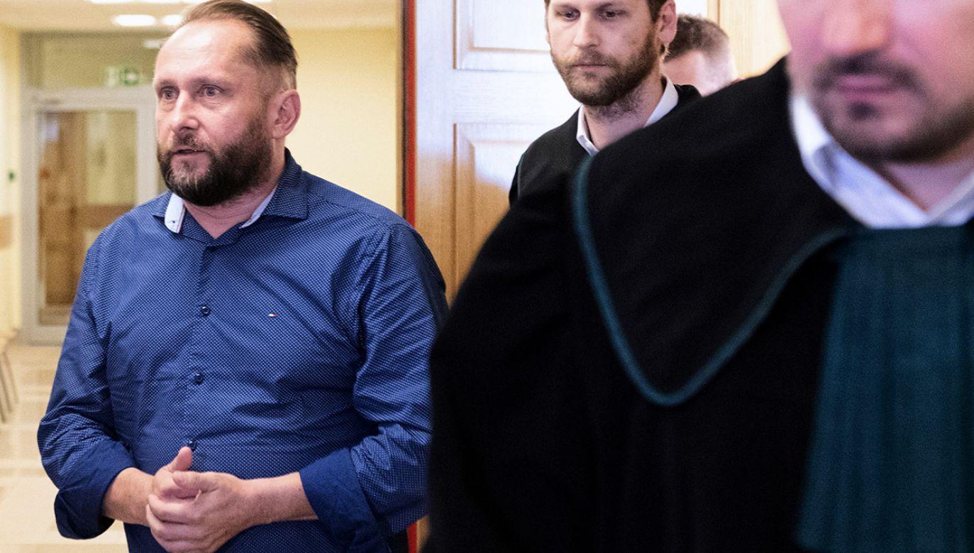 Podrobienie dokumentu godzi w fundamenty państwa – uważa wiceminister sprawiedliwości (fot. arch.PAP/Grzegorz Michałowski)