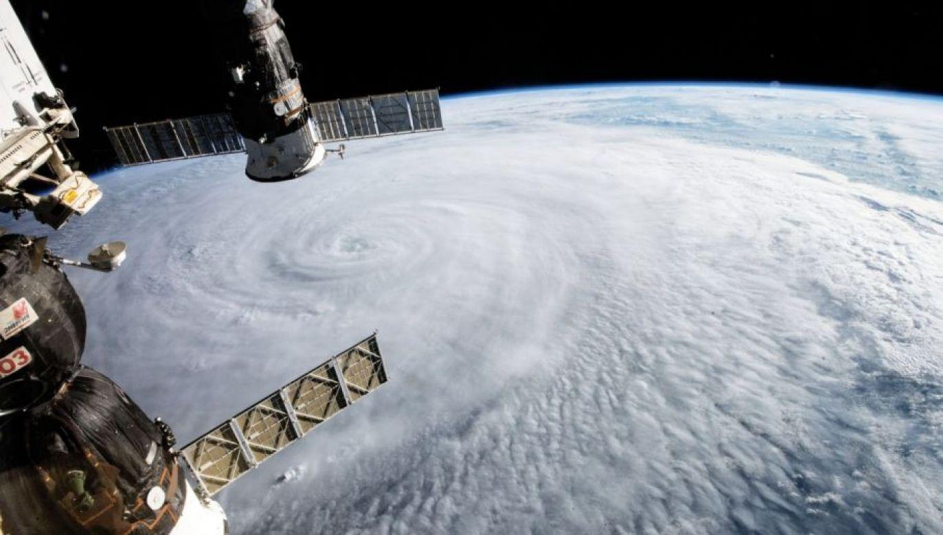 """""""Izajasz""""zbliża się do Miami, prędkość wiatru jest szacowana na 110 kilometrów na godzinę (zdjęcie ilustracyjne, fot. Universal History Archive/ Universal Images Group via Getty Images)"""