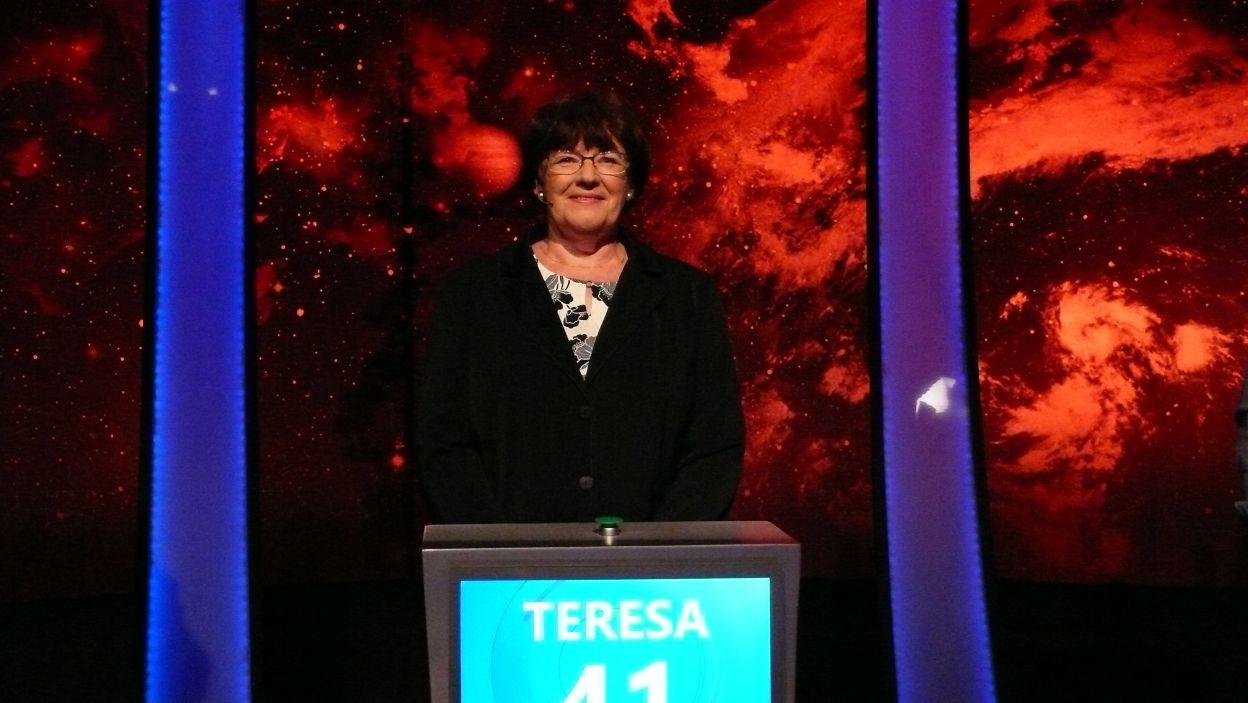 Teresa Pakuła - zwyciężczyni 6 odcinka 115 edycji