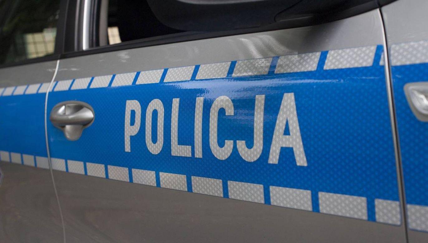 Na miejscu czynności przeprowadza policja (fot.Pixabay/arembowski)