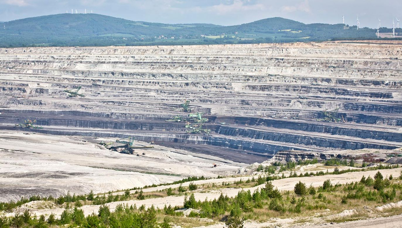 TSUE nakazał wstrzymanie prac w kopalni (fot. Frank Hoensch/Getty Images)