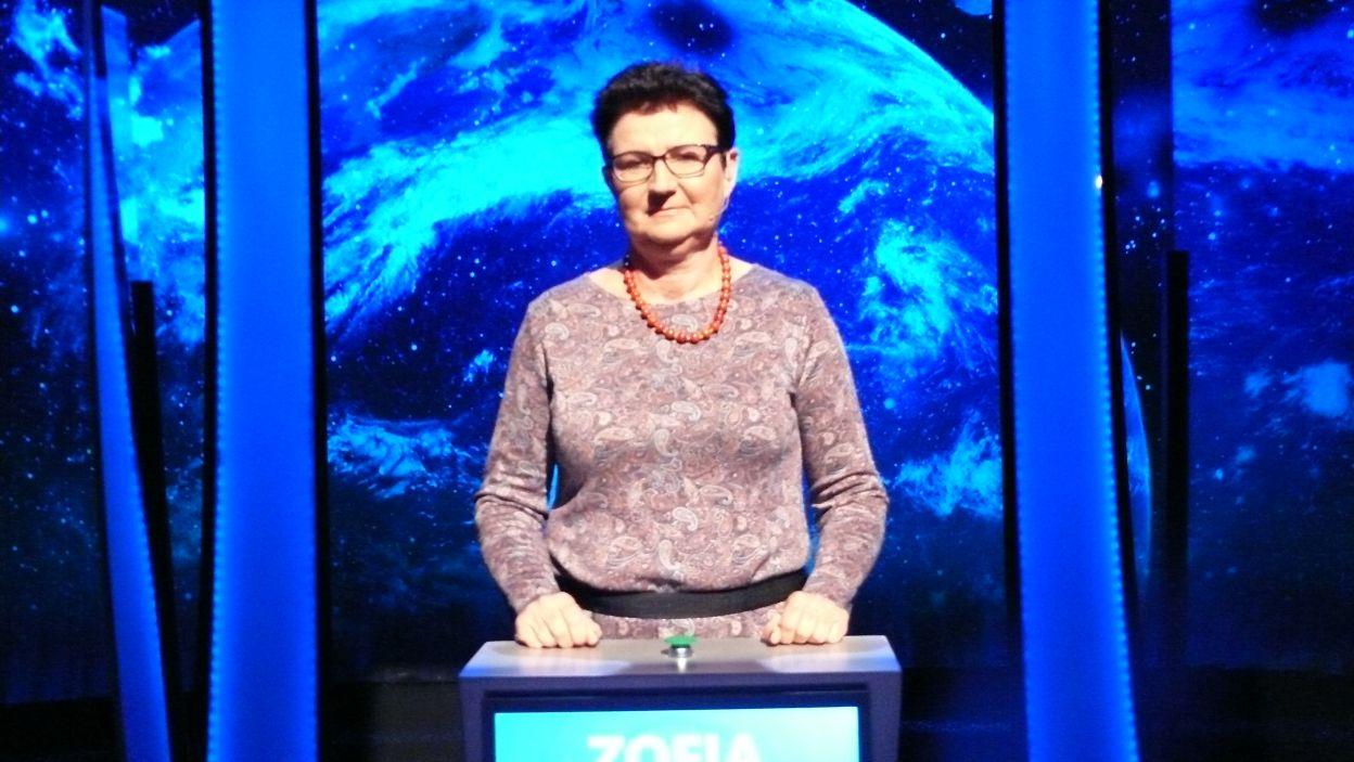 Pani Zofia Furman wygrała 16 odcinek 123 edycji