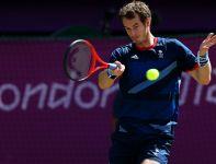 Murray dość łatwo pokonał Federera (fot. Getty Images)