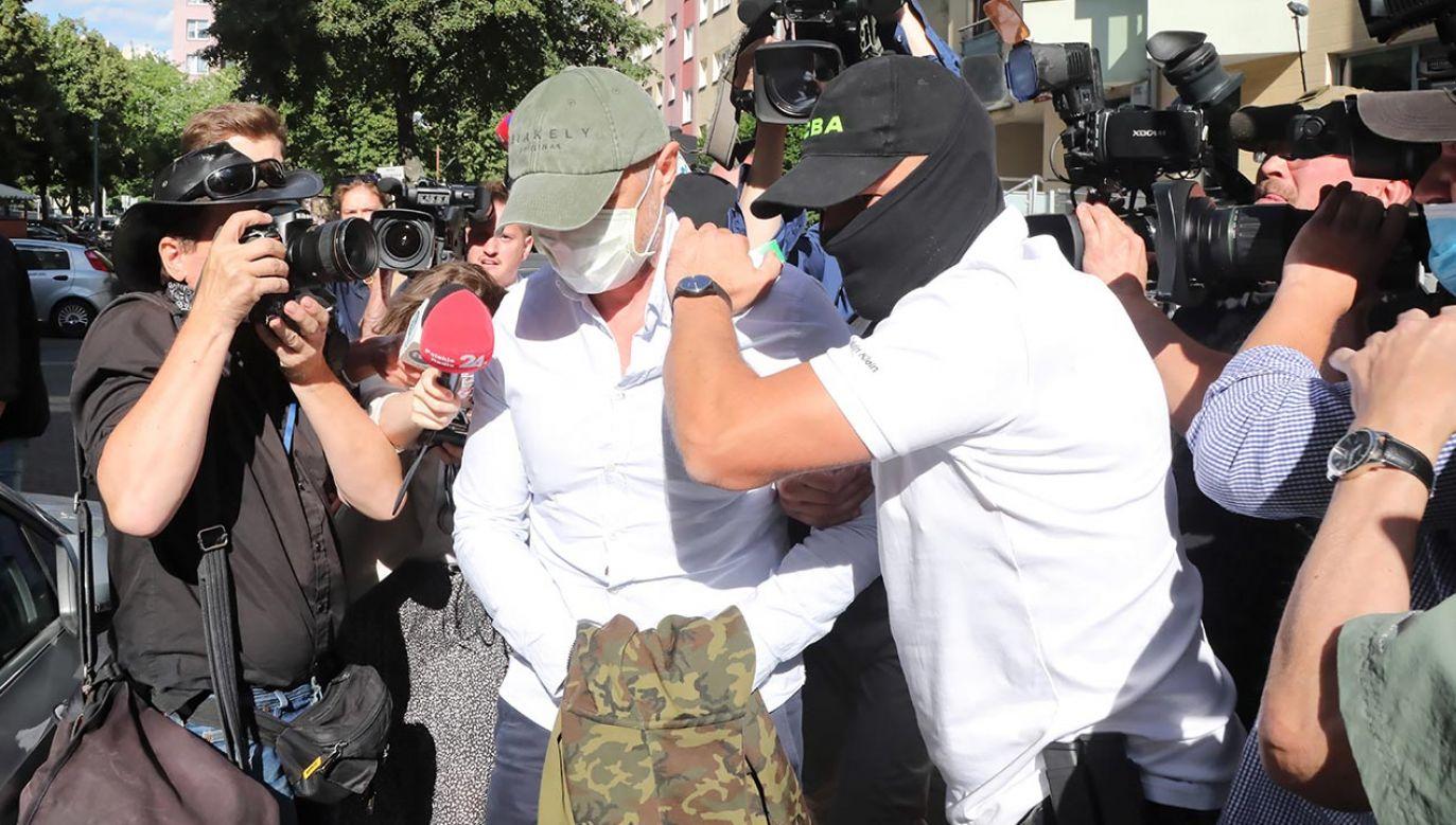 Polska firma, korupcja i kontrakty na Ukrainie (fot. PAP/Wojciech Olkuśnik)