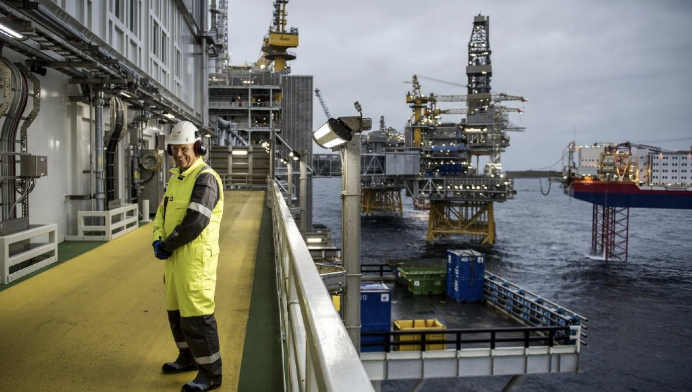 Nowe złoże jest bardzo istotne dla spółki (fot. Carina Johansen/Bloomberg via Getty Images, zdjęcie ilustracyjne)