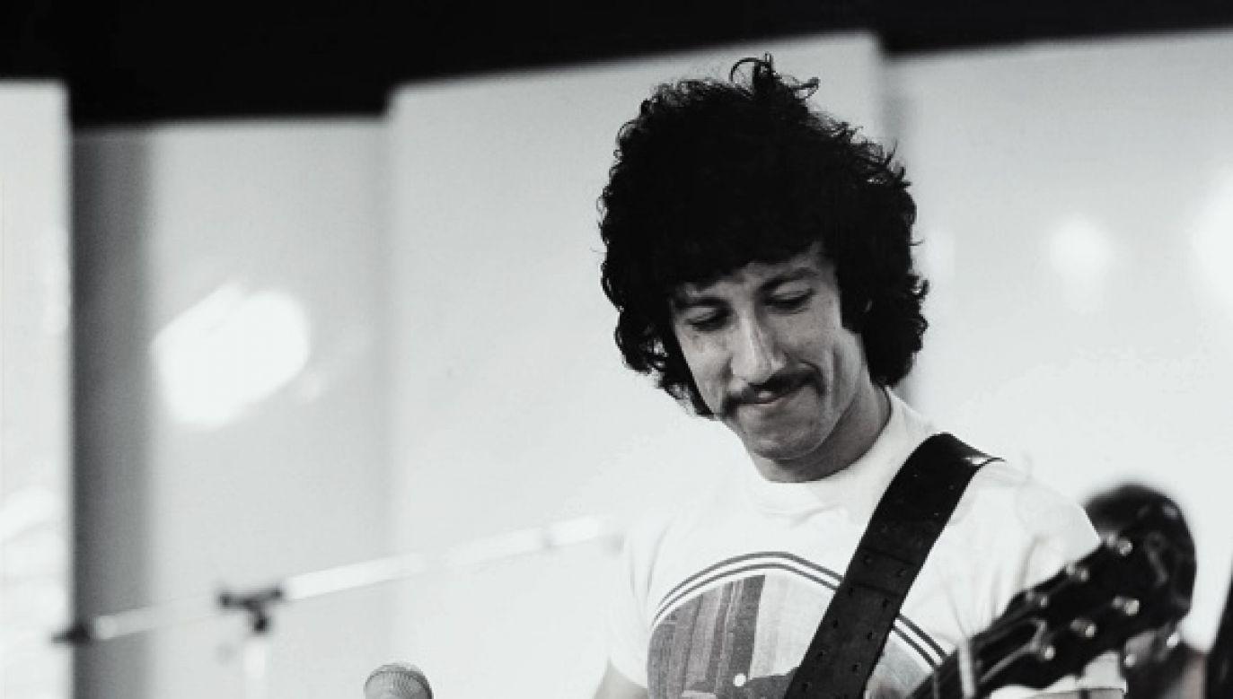 Muzyk był współzałożycielem legendarnej grupy Fleetwood Mac. Miał 73 lata (fot.GettyImages.com/ Jan Persson)