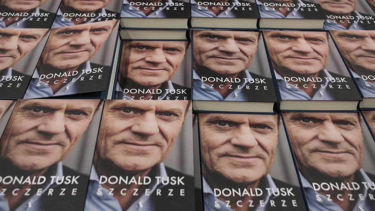 Donald Tusk mógłby objąć miejsce w Senacie – donosiły media (fot.  Krzysztof Zatycki/NurPhoto via Getty Images)
