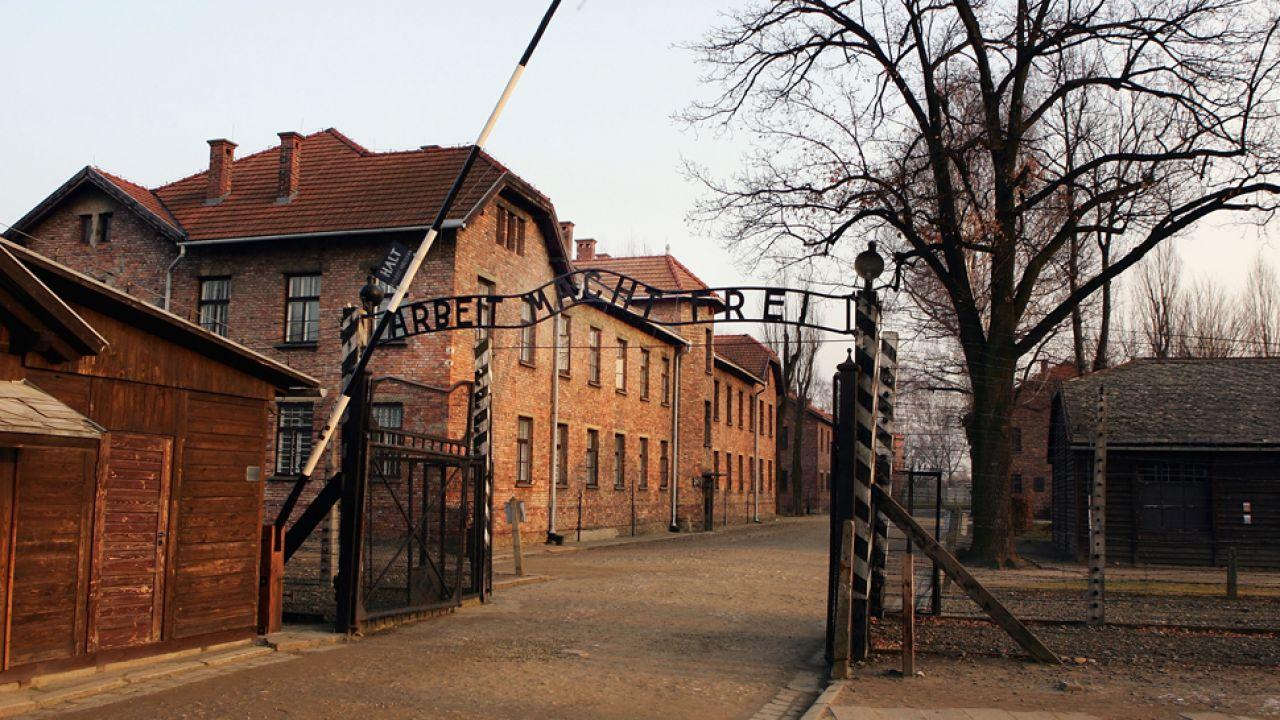Muzeum Auschwitz (fot. Scott Barbour/Getty Images)