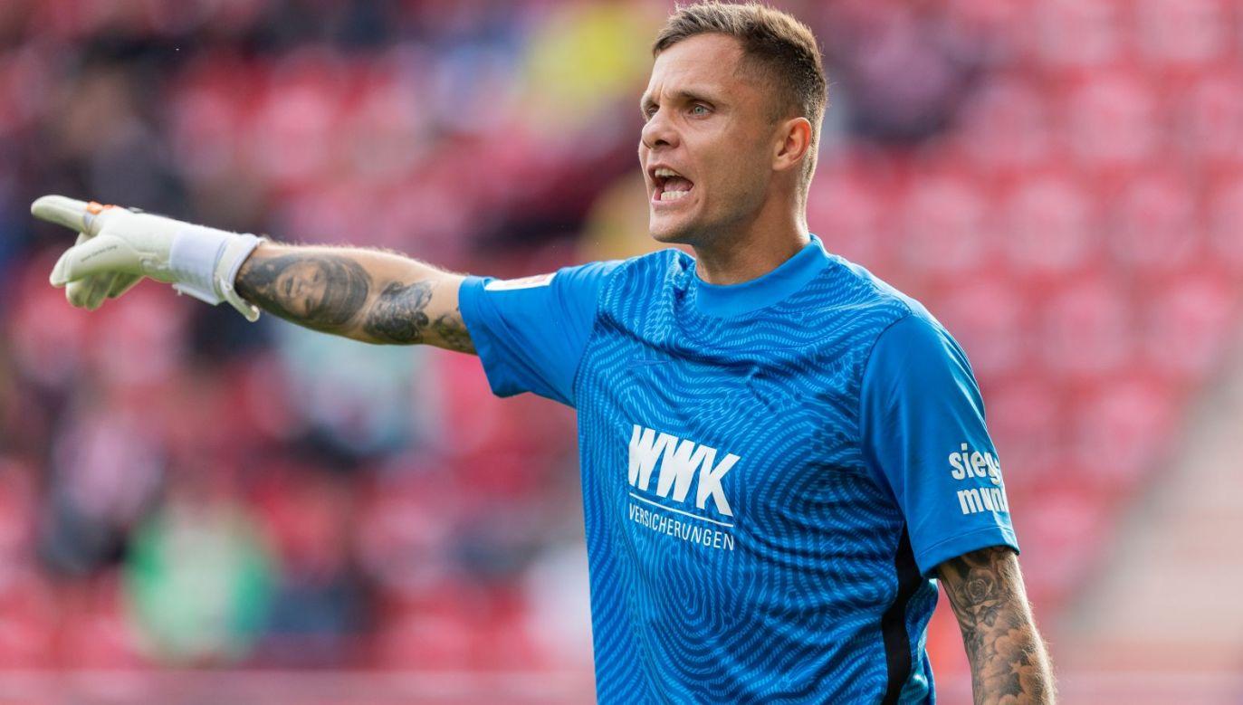 Rafał Gikiewicz (fot. Getty Images)