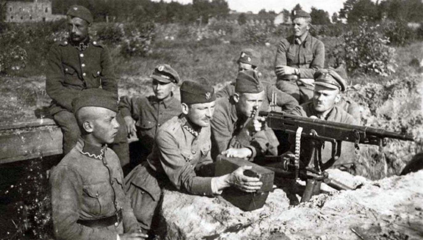 Na przedpolach Warszawy Polacy powstrzymali pochód sowietów na Zachód (fot. Wiki)