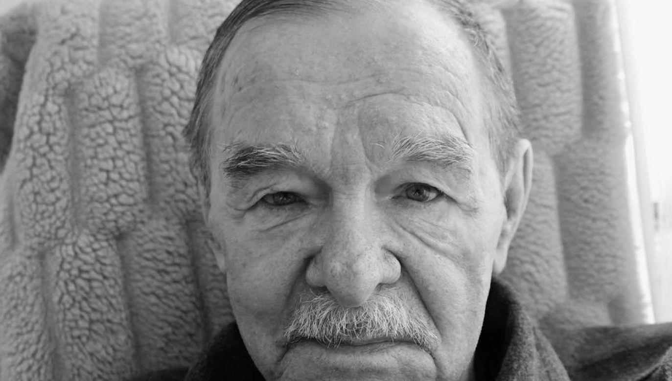 W 1992 roku Korcelli otrzymał tytuł naukowy profesora sztuki filmowej. (fot. FB/jacek.korcelli.5)
