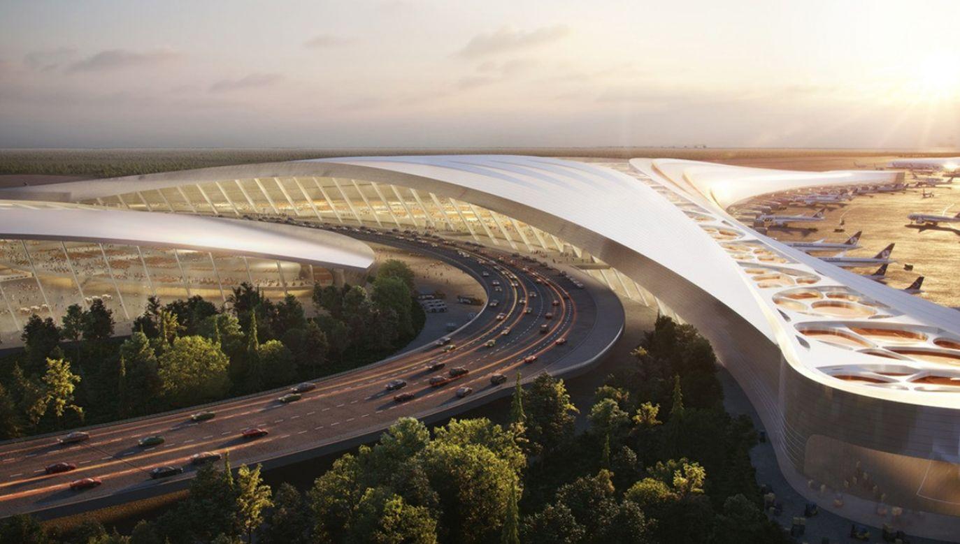 CPK ma być zbudowany do końca 2027 roku (fot. cpk.pl)