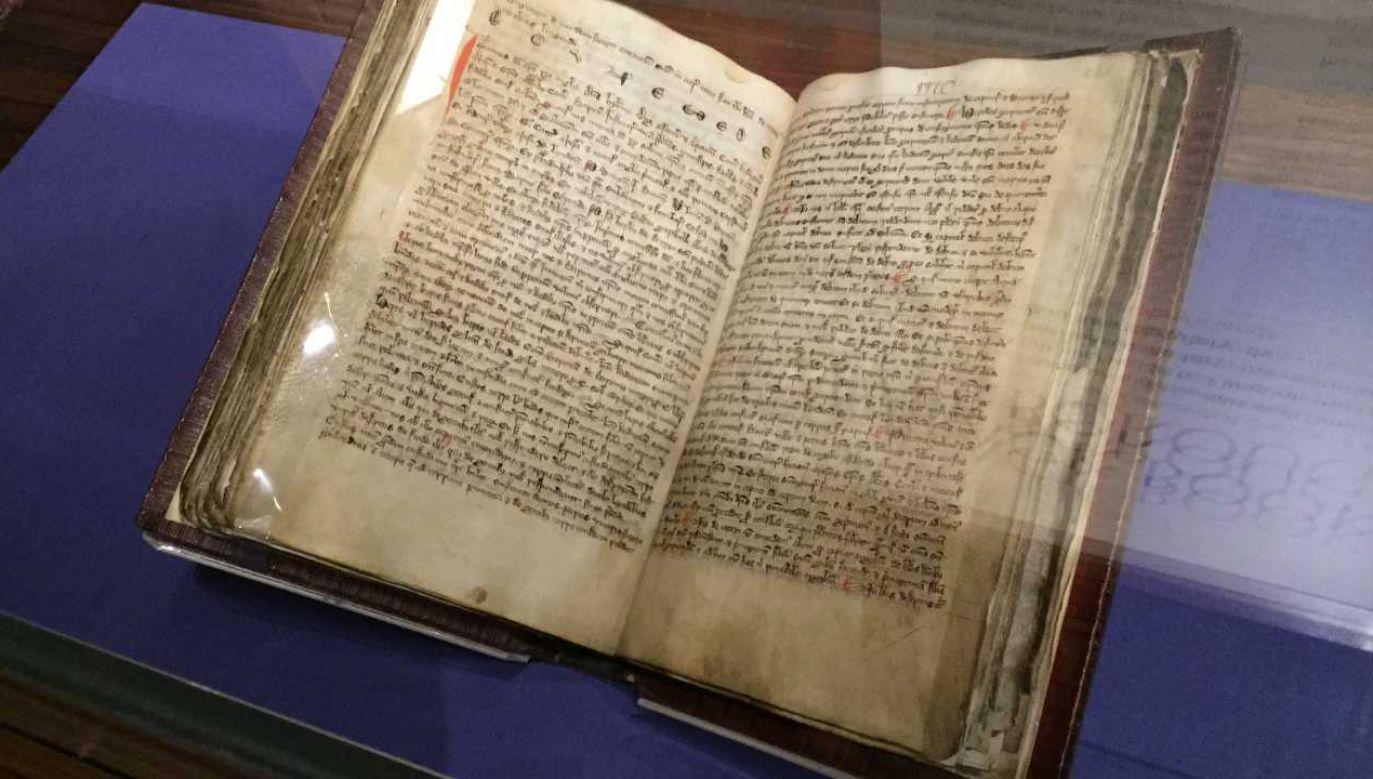 Magna Carta ma ponad 800 lat (fot. Wiki 4.0/Jacklee)