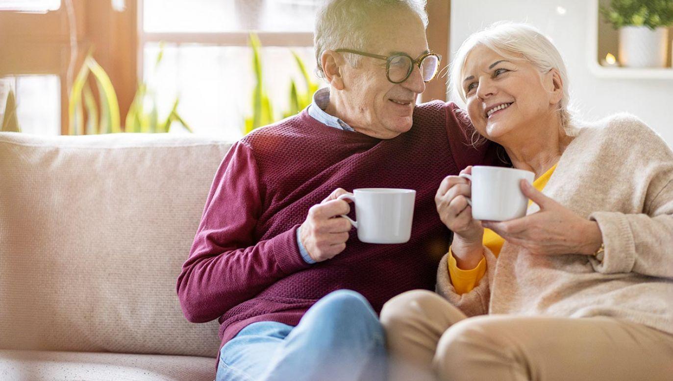 Minister rodziny i polityki społecznej Marlena Maląg o waloryzacji emerytur (fot. Shutterstock)