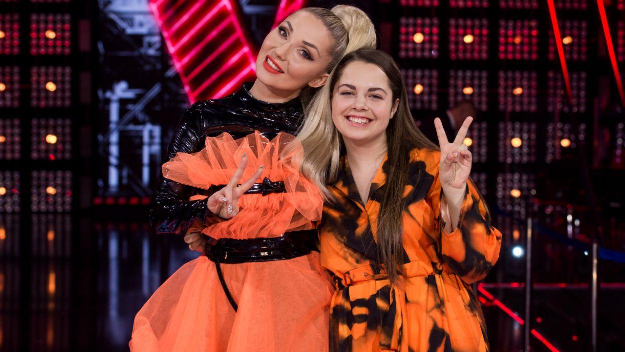 Drużynę Cleo reprezentowała Natalia (fot. TVP)