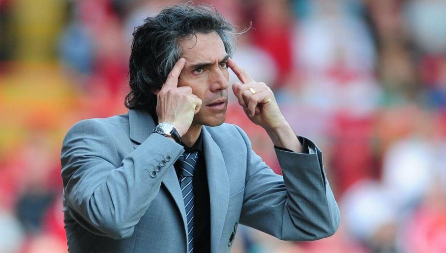 I jako piłkarz, i jako trener Sousa przywiązywał ogromną wagędo taktyki (fot. Getty)