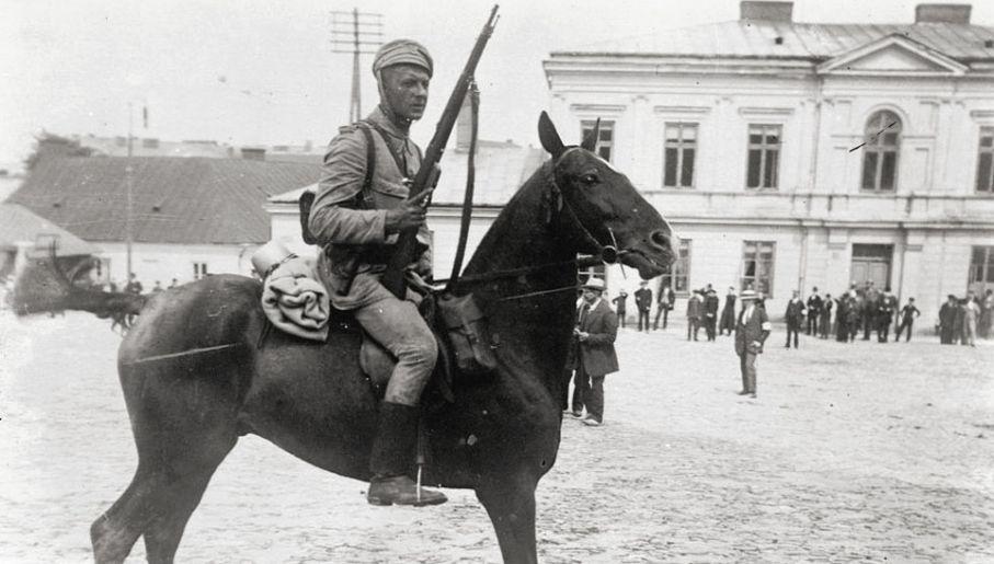 Wieniawa był nazywany Pierwszym Ułanem II RP (fot. NAC)
