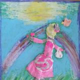 Alicja Janicka, 10 lat, Odolanów