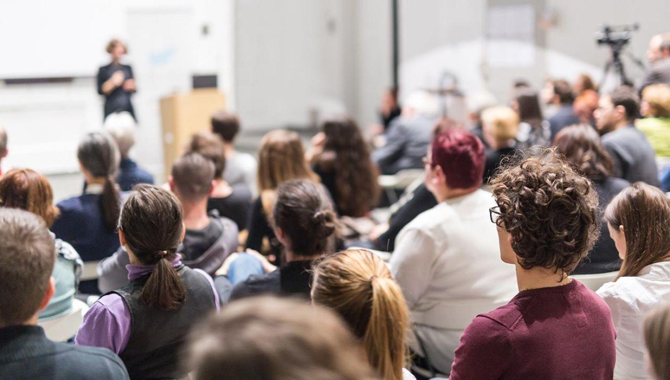 Z powodu opóźnionej matury na części uczelni wciąż trwa rekrutacja (fot. Shutterstock/Matej Kastelic)