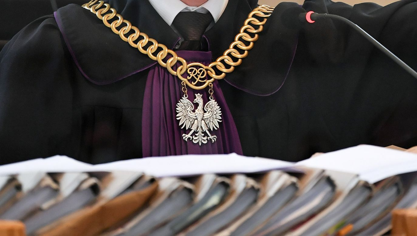 W imieniu Sądu Apelacyjnego decyzję podjęła Katarzyna Polańska-Farion (fot. PAP/Adam Warżawa)