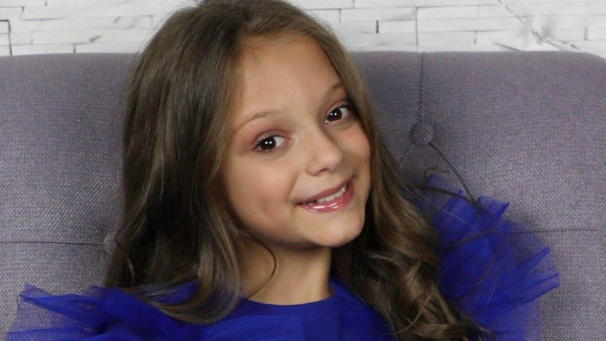 Głos małej wokalistki jest już dobrze znany w jej ojczyźnie. Darija m.in. udziela go bajkowym postaciom z animacji Disneya czy Nickelodeona (fot. Hull)