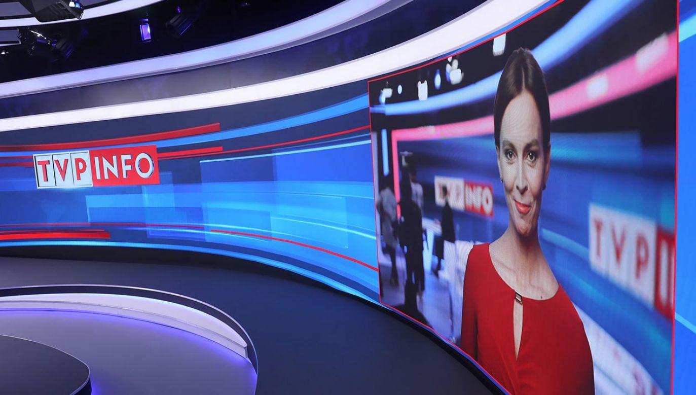 To najlepszy wynik kanału informacyjnego TVP od sierpnia 2010 roku (fot. PAP/Tomasz Gzell)