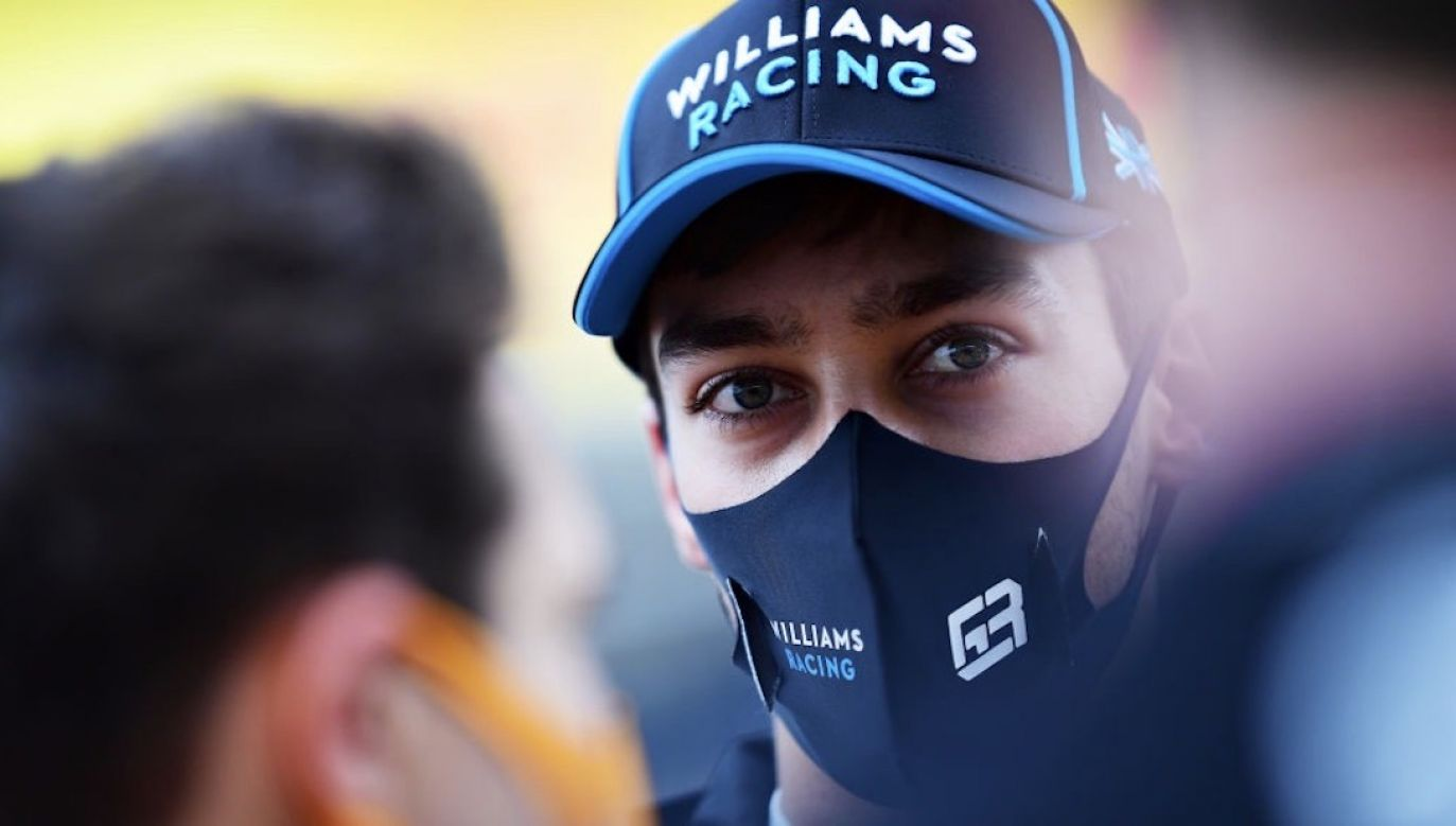 George Russell (fot. Mario Renzi/Formula 1 via Getty Images