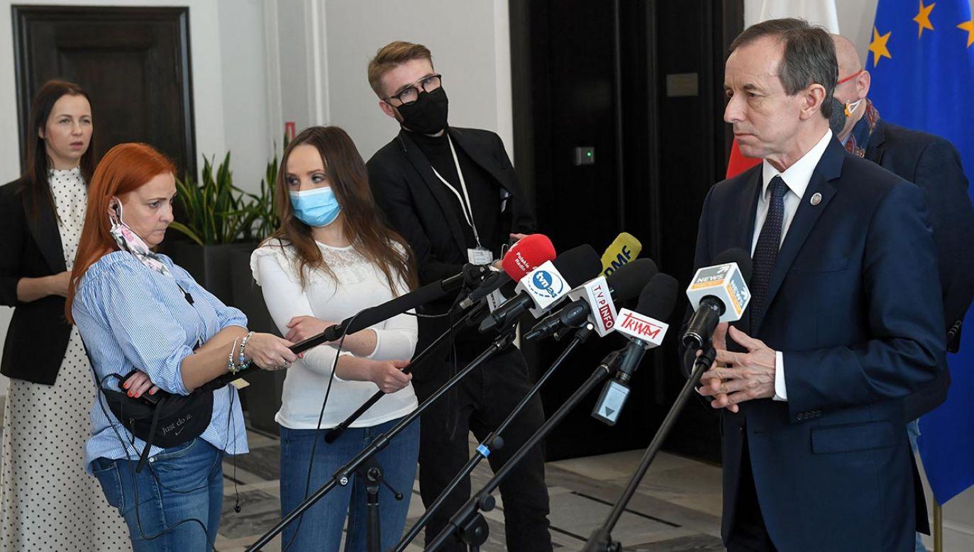 Znowu nastąpi obstrukcja w Senacie? (fot. PAP/Radek Pietruszka)