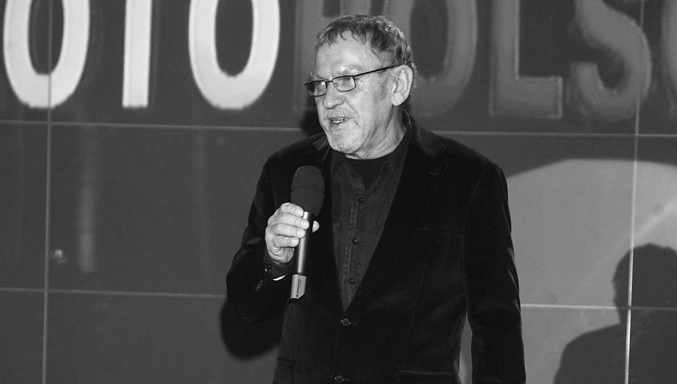 Jan Purzycki miał 71 lat (fot. arch. PAP/Stach Leszczyński)