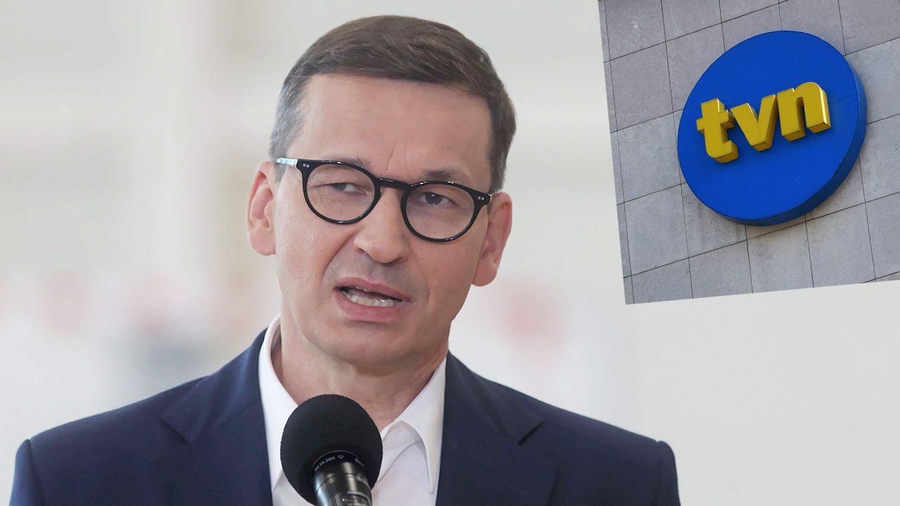 Premier Mateusz Morawiecki (fot. PAP/Roman Zawistowski; Shutterstock)