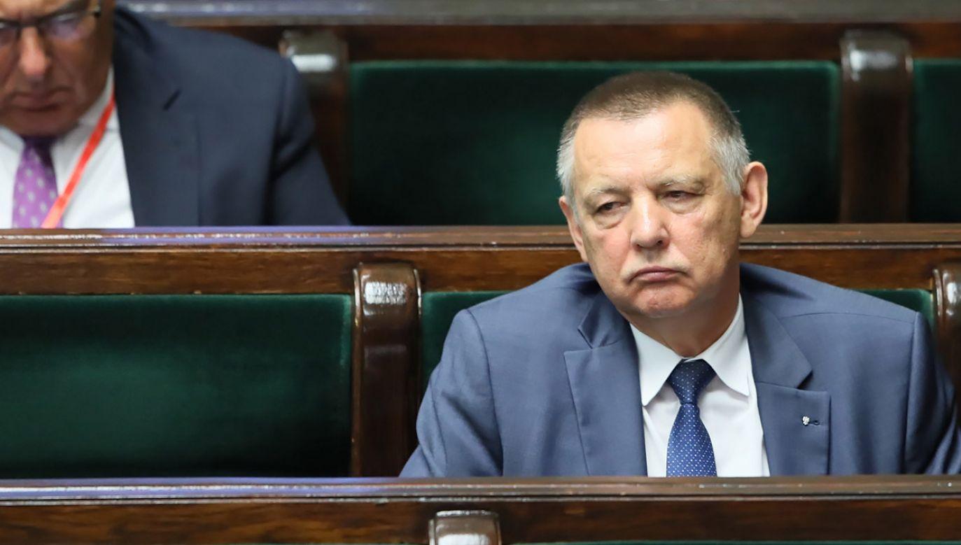 """""""Prezes NIK przebywa na urlopie bezpłatnym"""" – poinformowano (fot. arch.PAP/Leszek Szymański)"""