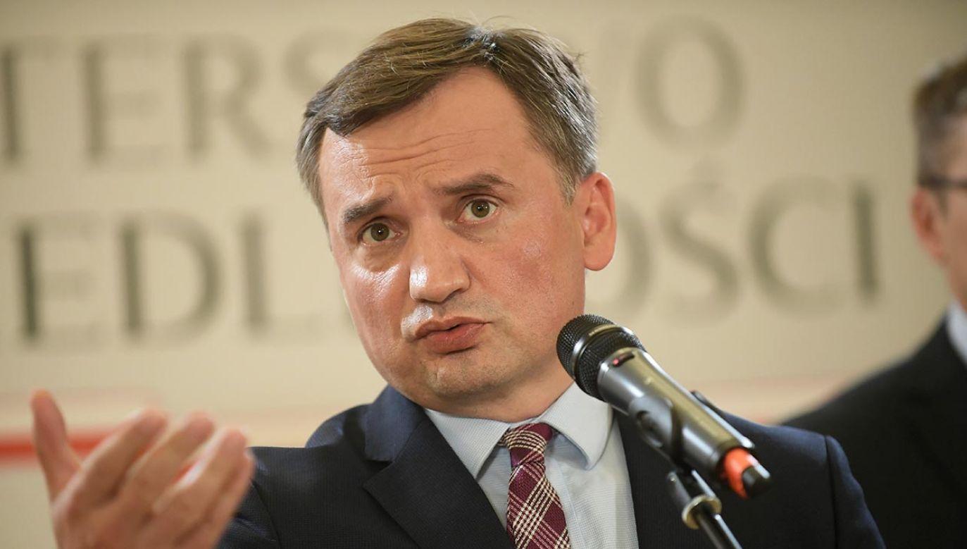 Koalicja Obywatelska zdecydowała o złożeniu wniosku o wotum nieufności (fot. PAP/Marcin Obara)