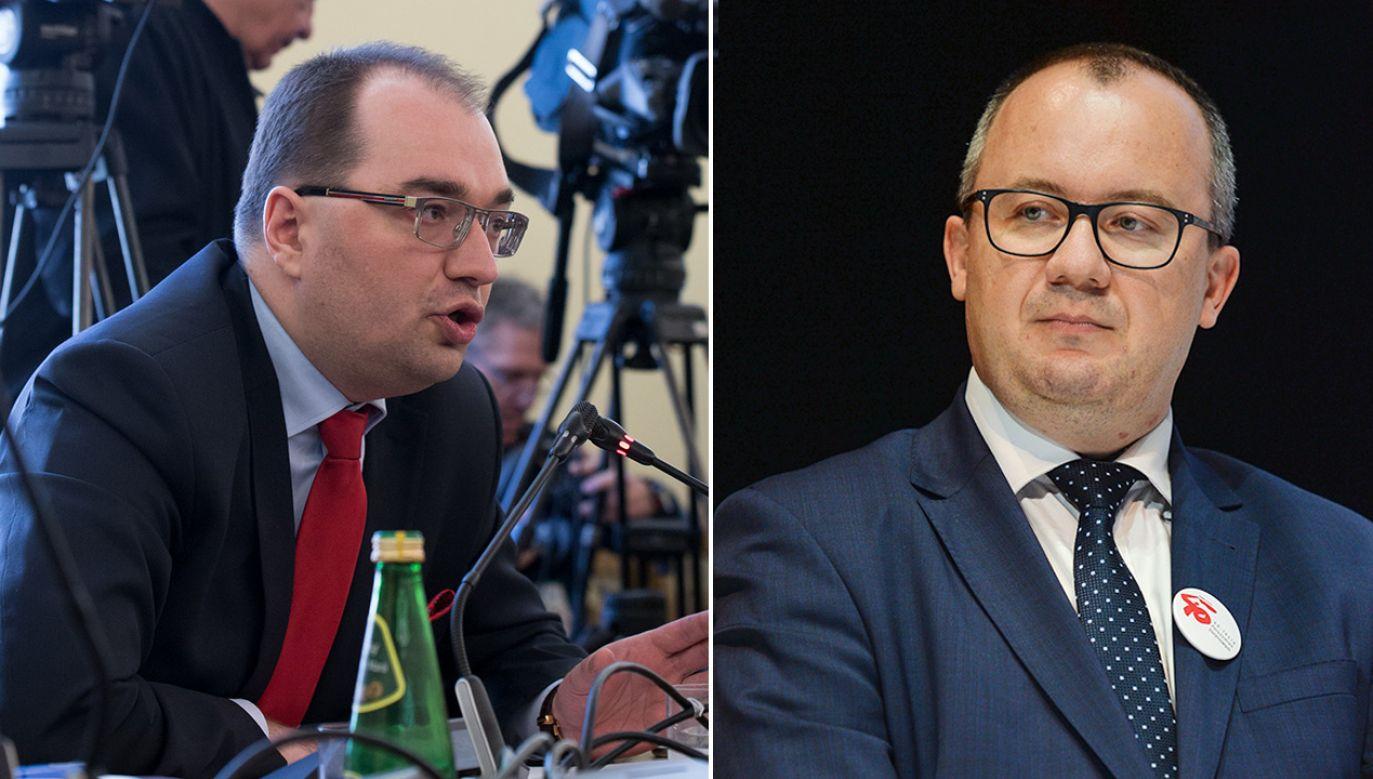 Prof. Czesław Kłak wyjaśnia, jakie są uprawnienia Adama Bodnara (fot. Forum;  Getty Images)