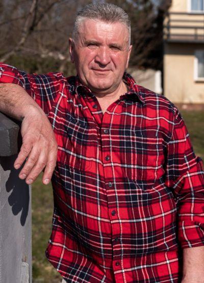 Józef – 66 lat