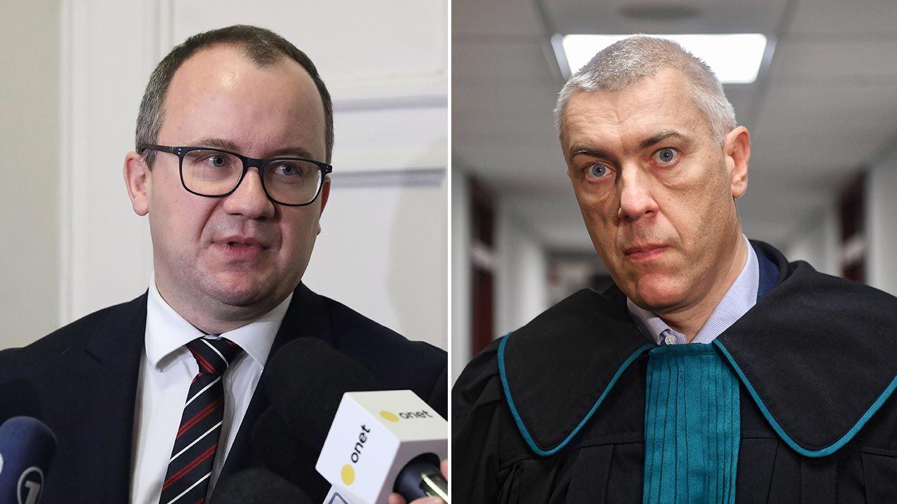 Dopóki sąd nie skaże oskarżonego przysługuje mu status człowieka niewinnego (fot. PAP/Tomasz Gzell, Marcin Gadomski)