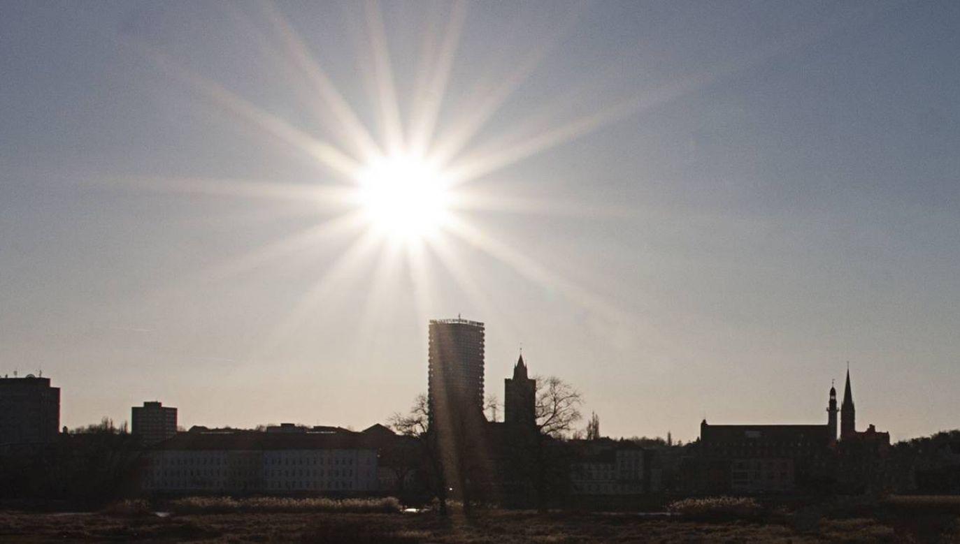 Słubice od lat są nazywane polskim biegunem ciepła (fot. Pixabay/36Janusz)