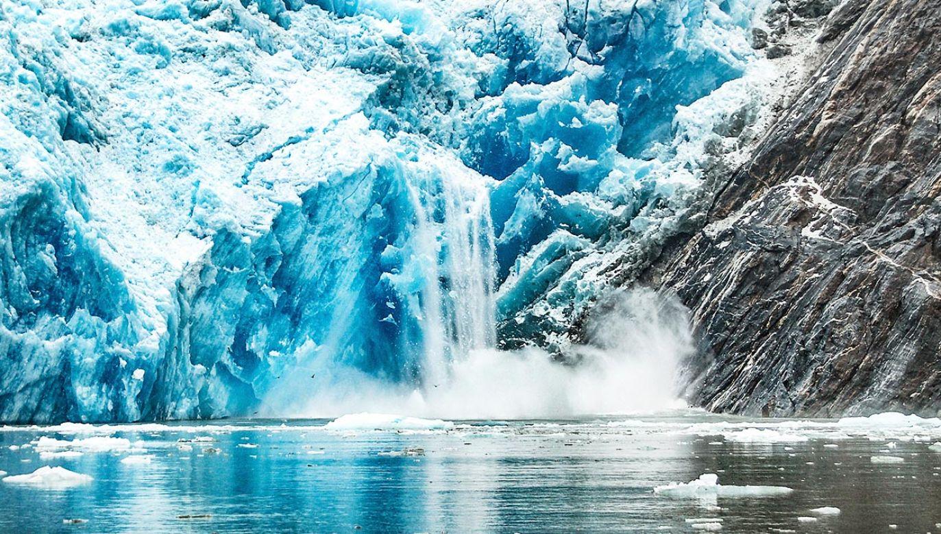 W lodowcach mogą znajdować się zamrożone mikroorganizmy, które powodują niebezpieczne choroby (fot. Shutterstock/MomentumStock)