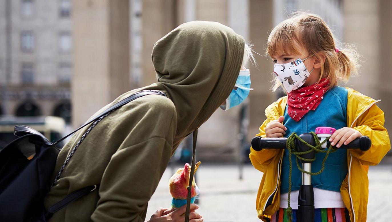 Obostrzenia utrzymane (fot. Lorenzo Palizzolo/Getty Images, zdjęcie ilustracyjne)