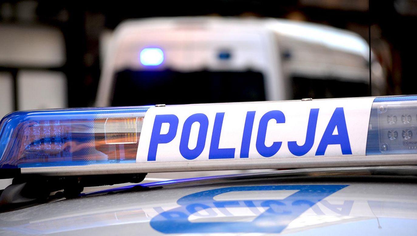 Napastnik próbował staranować interweniujących policjantów w Raszynie (fot. Shutterstock/DarSzach)