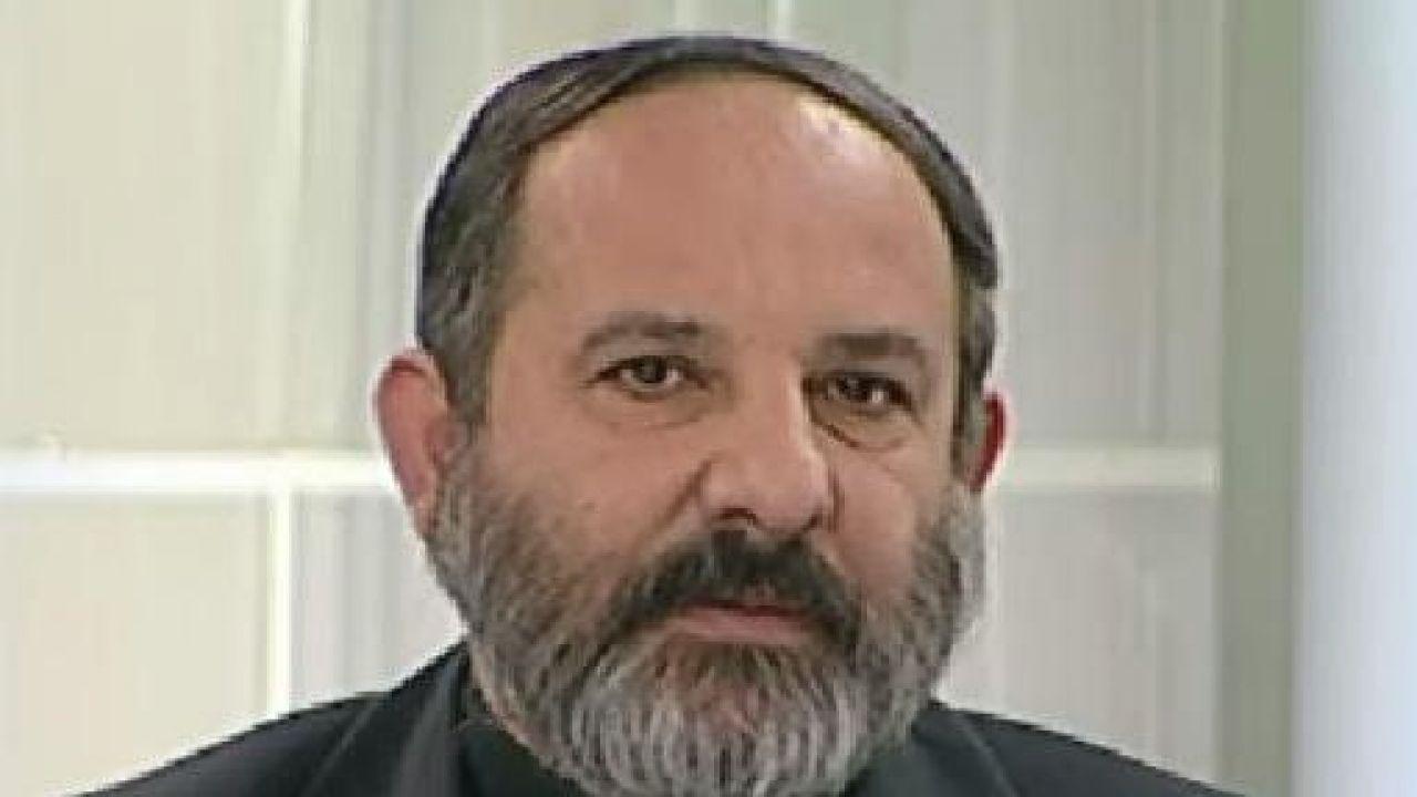 Ks. Tadeusz Isakowicz-Zaleski (Fot. TVP)