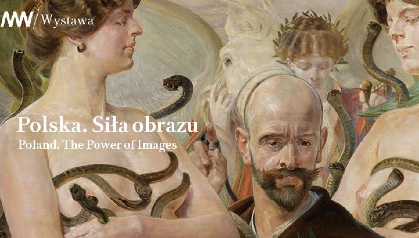 Na wystawie zobaczymy m.in. prace Matejki, Malczewskiego i Gierymskiego (fot. Materiały prasowe)