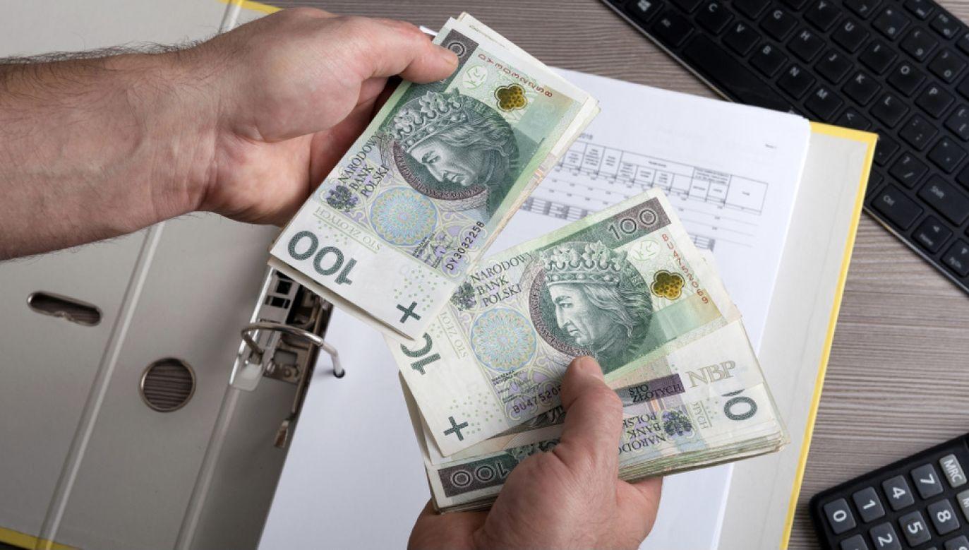 Niewypłacalność zadeklarowało 1293 polskich firm (fot. Shutterstock/Pawel_Brzozowski)