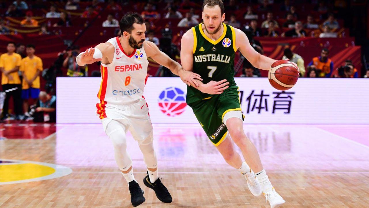 Koszykówka, mistrzostwa świata, 1/2 finału: Hiszpania ...