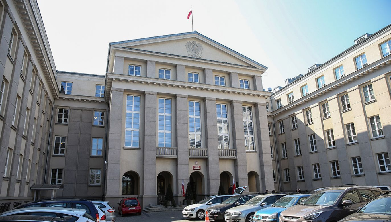 Trwają czynności agentów na polecenie prokuratury (fot. arch.PAP/Rafał Guz)