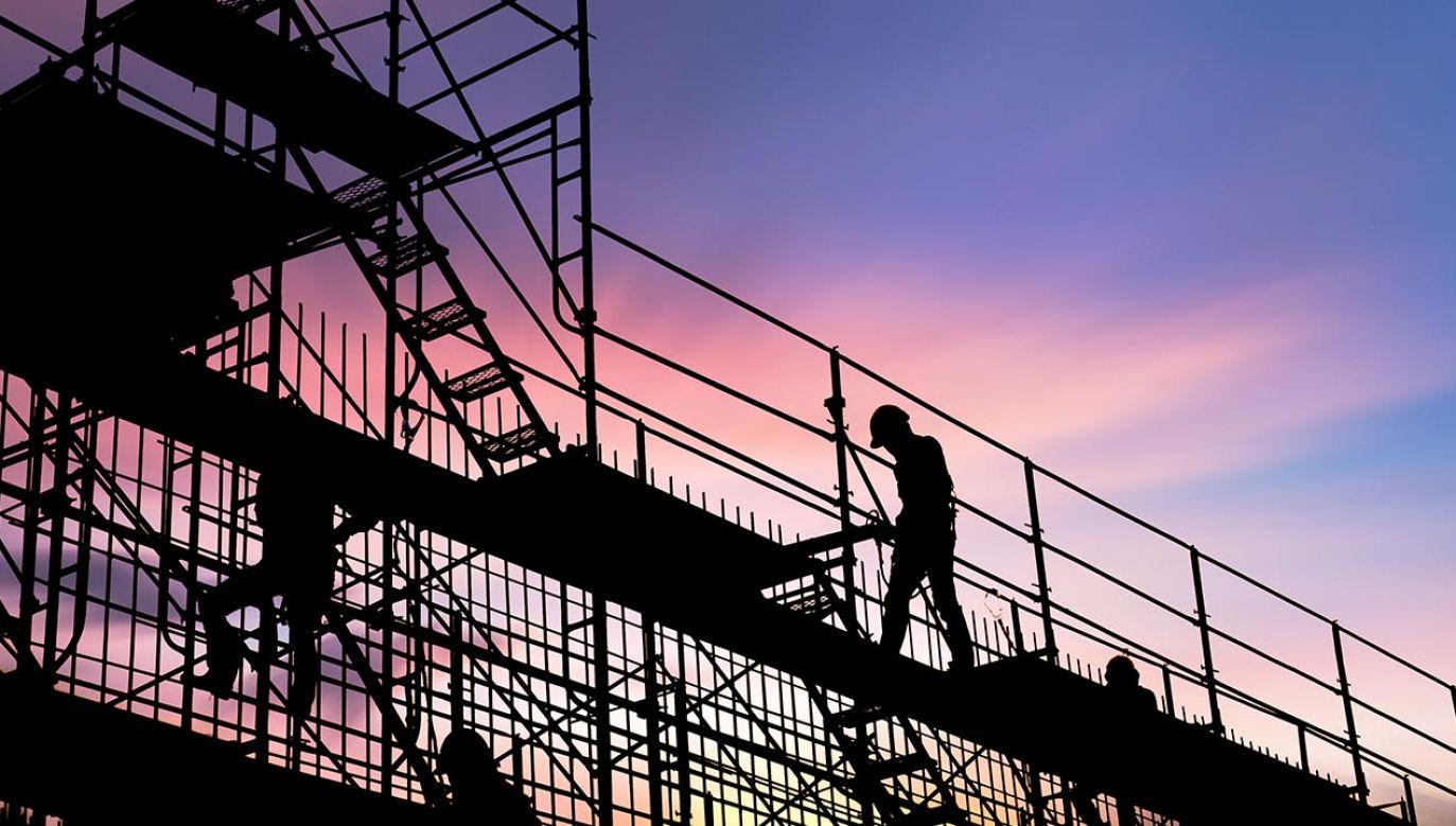 O wypadku zawiadomiona została Państwowa Inspekcja Pracy (fot. Shutterstock/Bannafarsai_Stock)